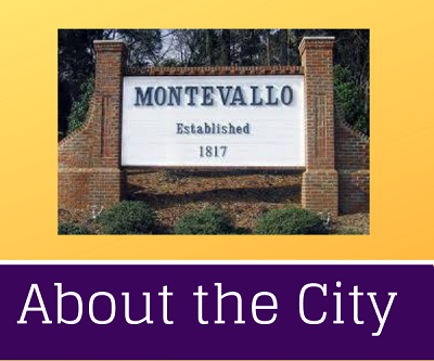 Click to learn about the city of Montevallo.