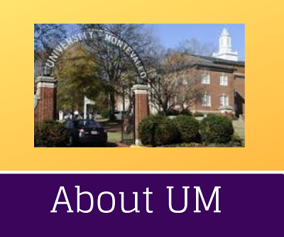 Click to learn about the University of Montevallo.