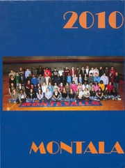 Montala 2010 Yearbook Cover Image
