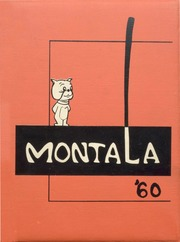 Montala 1960 Yearbook Cover Image