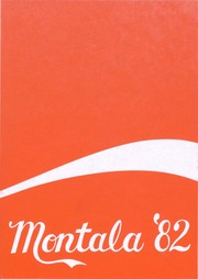 Montala 1982 Yearbook Cover Image
