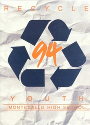 Montala 1994 Yearbook Cover Image