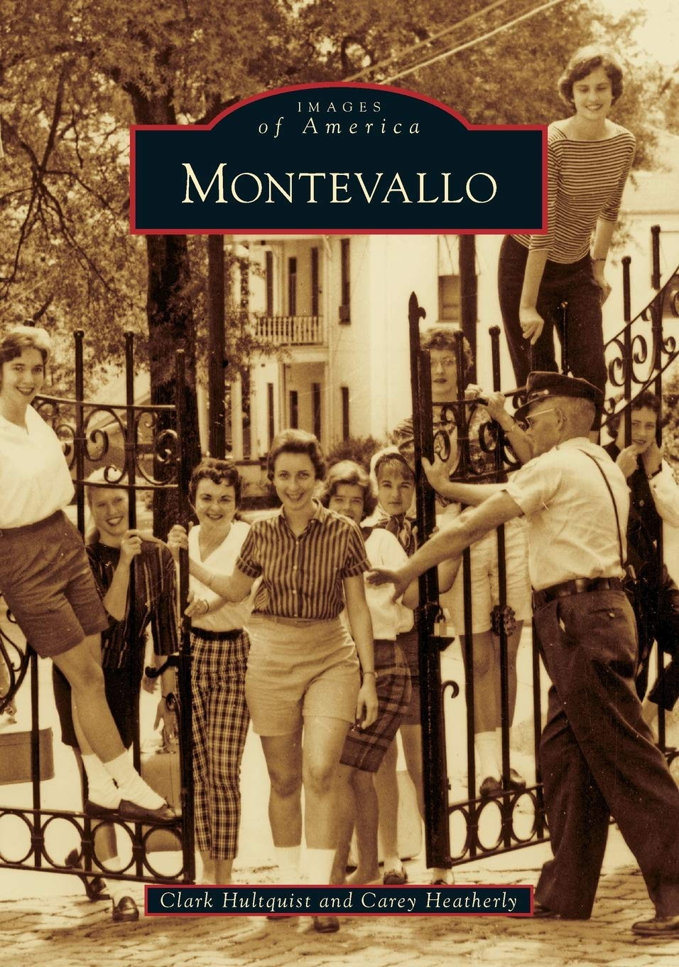 Cover of Montevallo (Images of America)