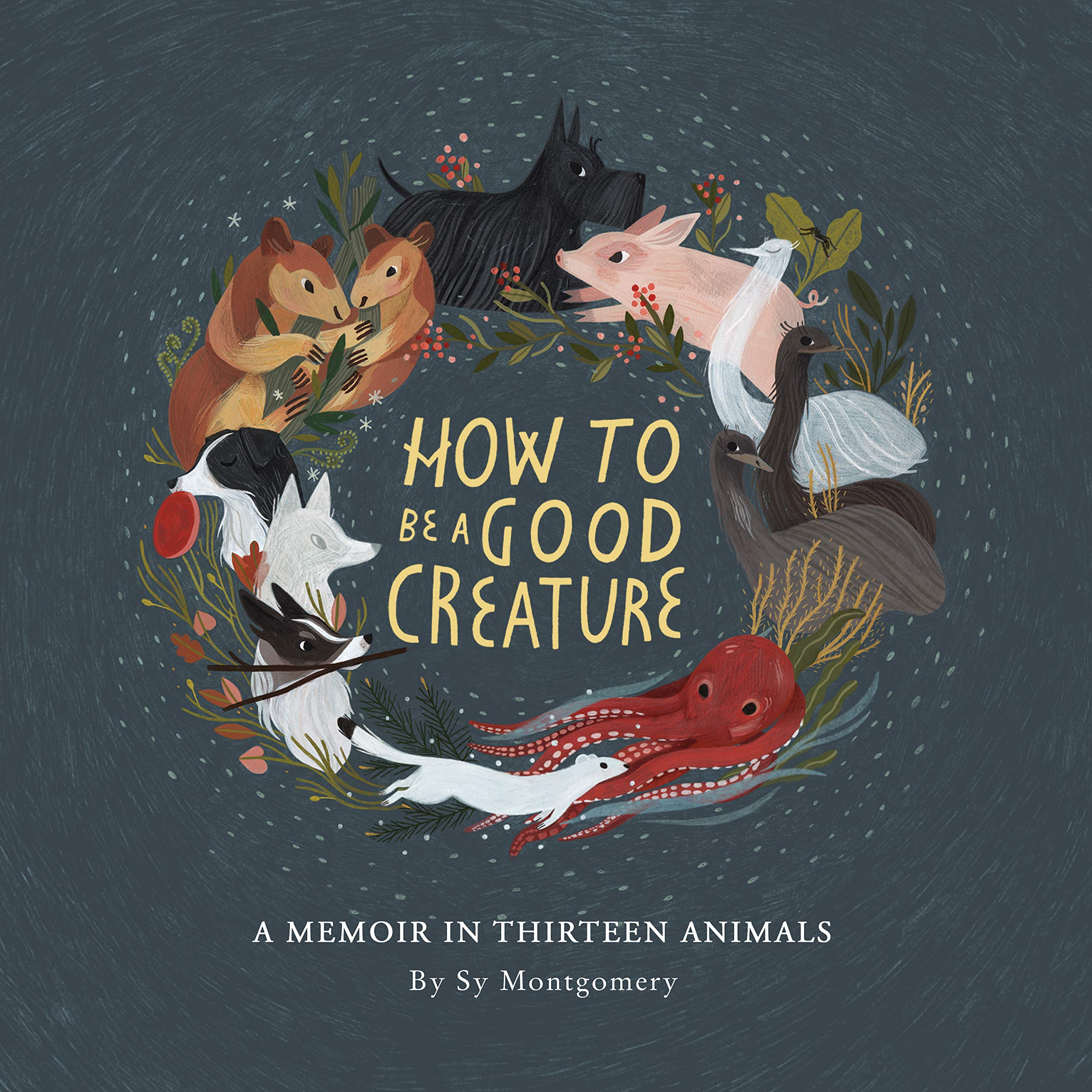 One Book Chelmsford presents Sy Montgomery on How to be a Good Creature