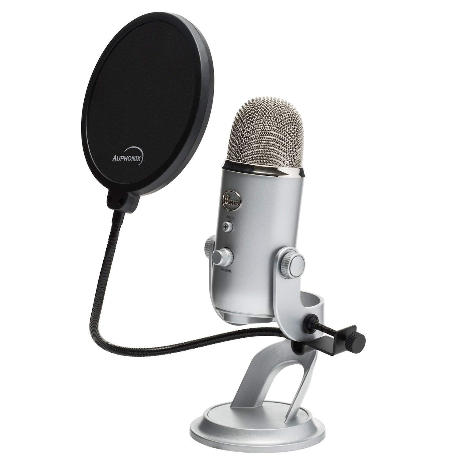 Microphones with POP Filter