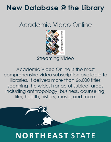 Academic Video Online - Streaming Video