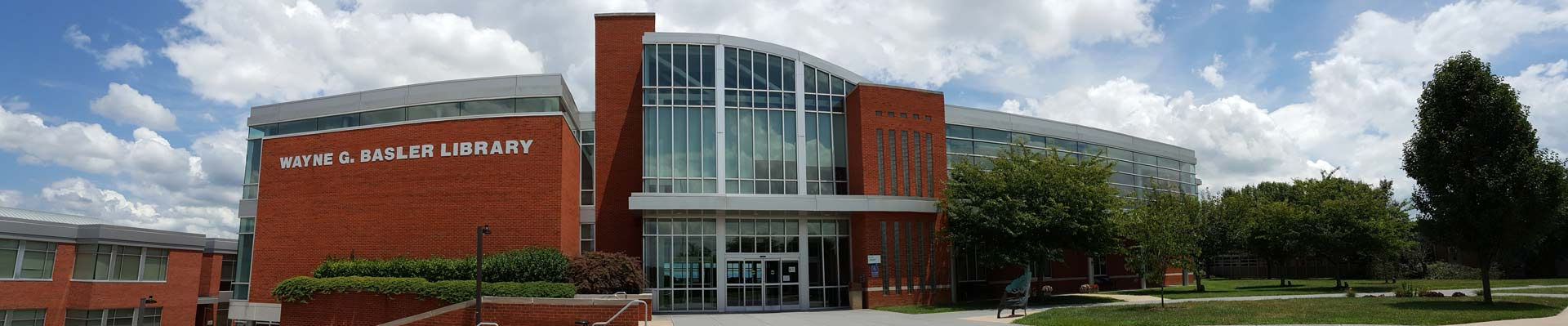 Wayne G. Basler Library at Northeast State