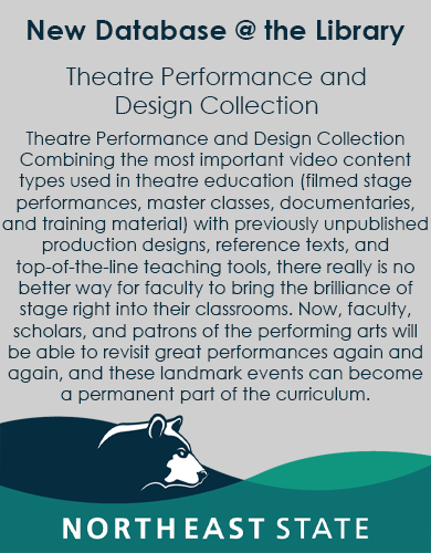 Theatre Performance and Design