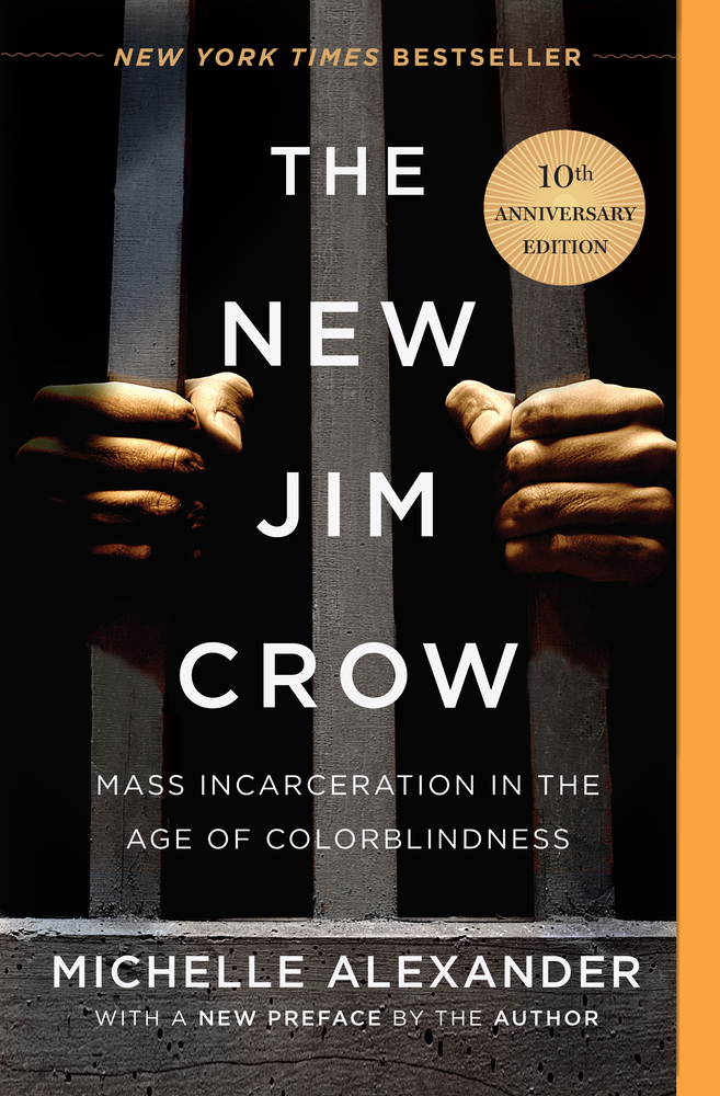 New Jim Crow cover