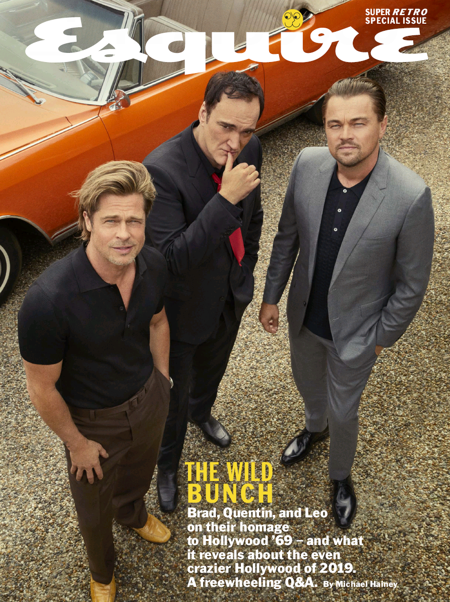 Esquire magazine cover