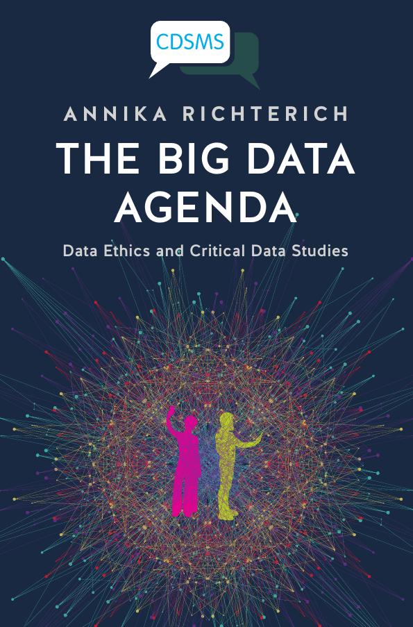 The Big data agenda book cover