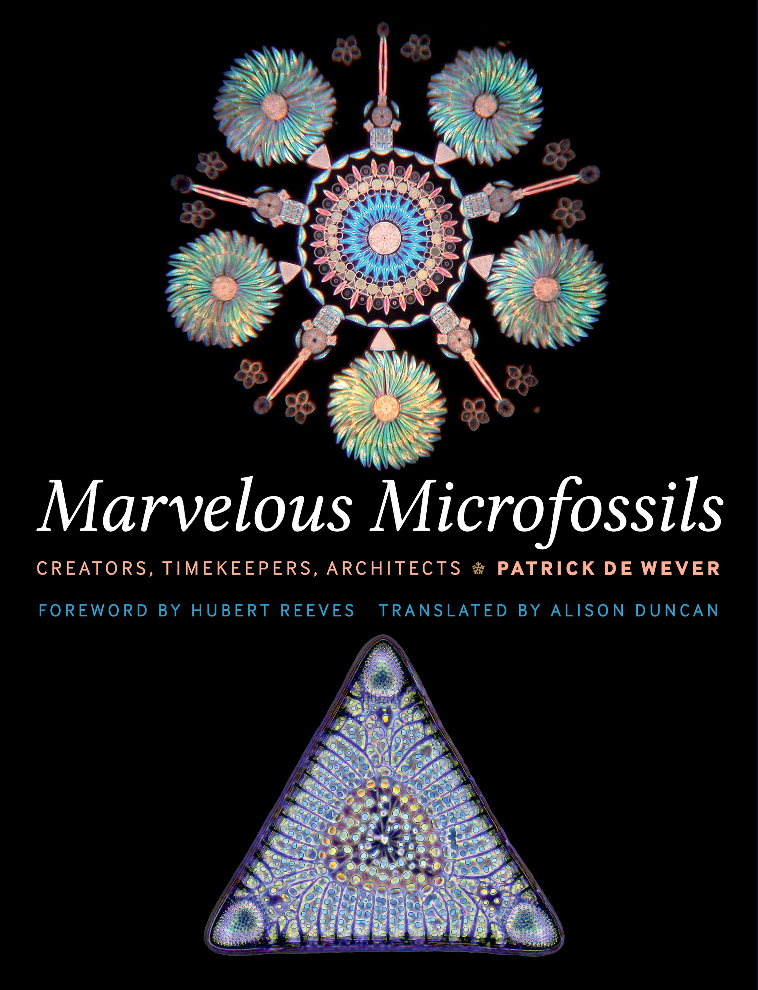marvelous microfossils cover