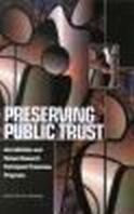 Preserving public trust - Accreditation and human research participant protection programs
