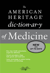 American Heritage Dictionary of Medicine Icon