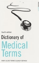 Dictionary of Medical Terms Icon