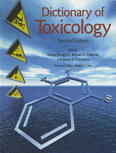 Macmillan Dictionary of Toxicology