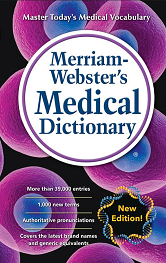 Merriam-Webster's Medical Dictionary Icon