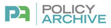 Policy Archive