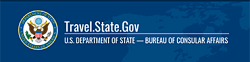 State Department Travel Advisories