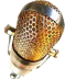 Black Agenda Report microphone logo