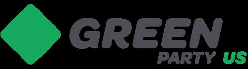 Green Party USA green diamond logo
