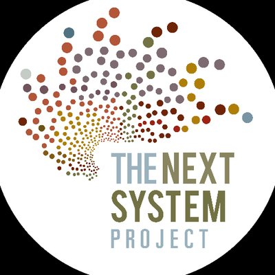 The Next System Project logo