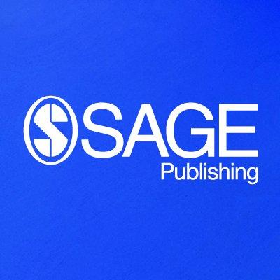 Sage Publishing blue square logo