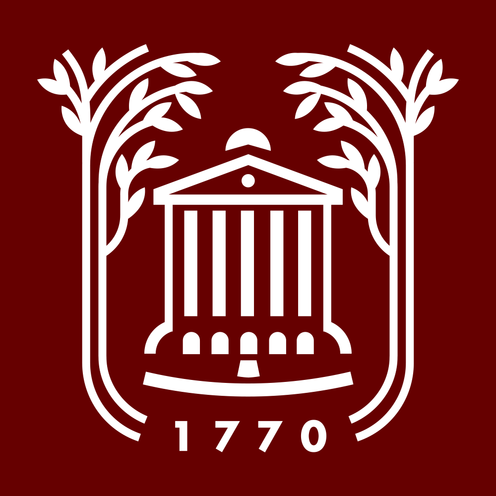 College of Charleston Randolph Hall and surroundings logo
