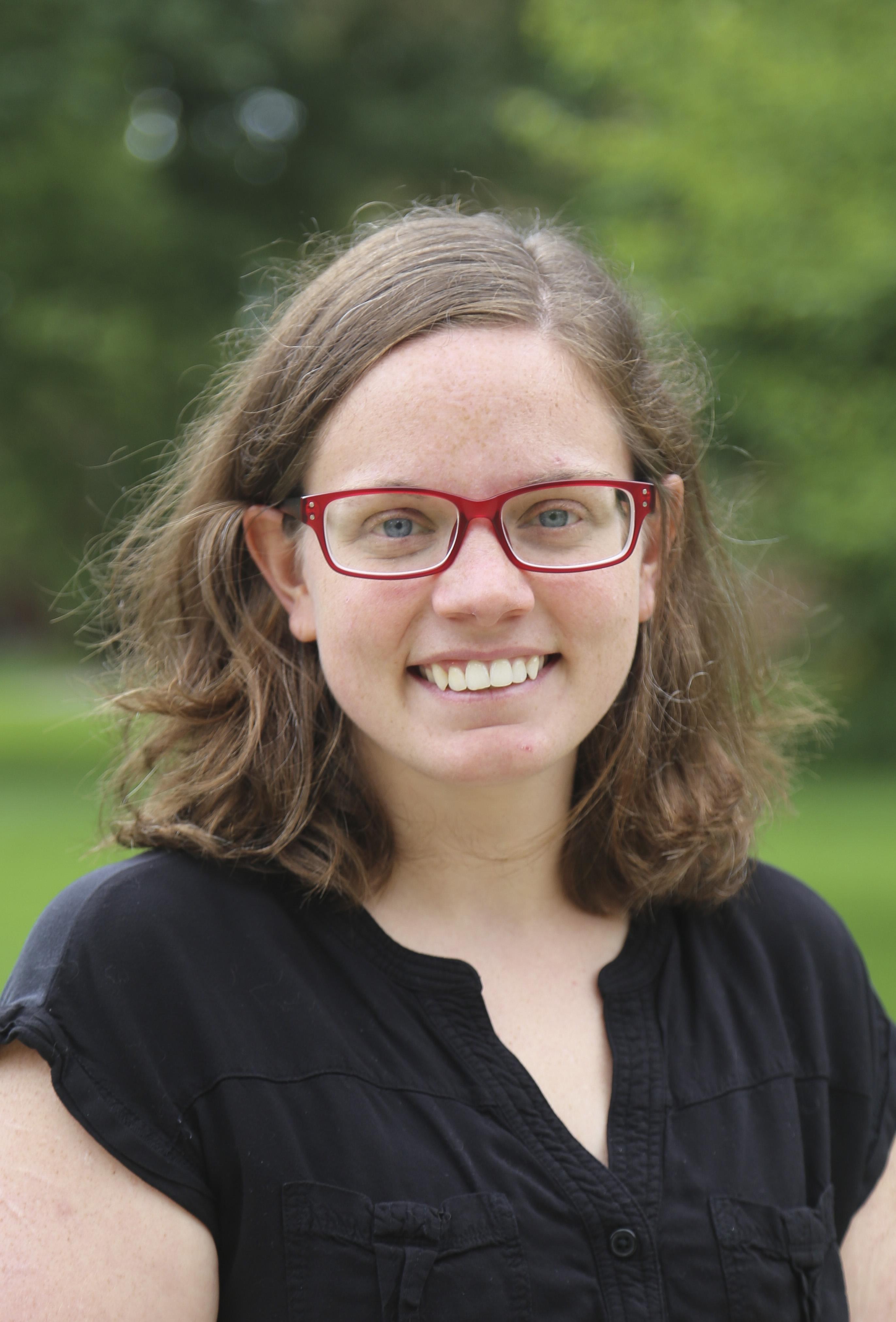 headshot of Kelsey McLane