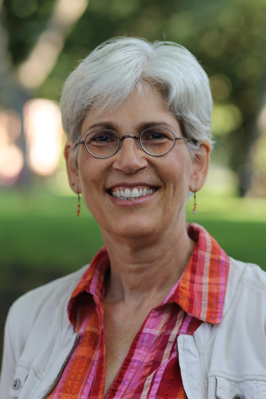 headshot of Judy Weaver