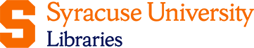 Syracuse University Libraries Logo