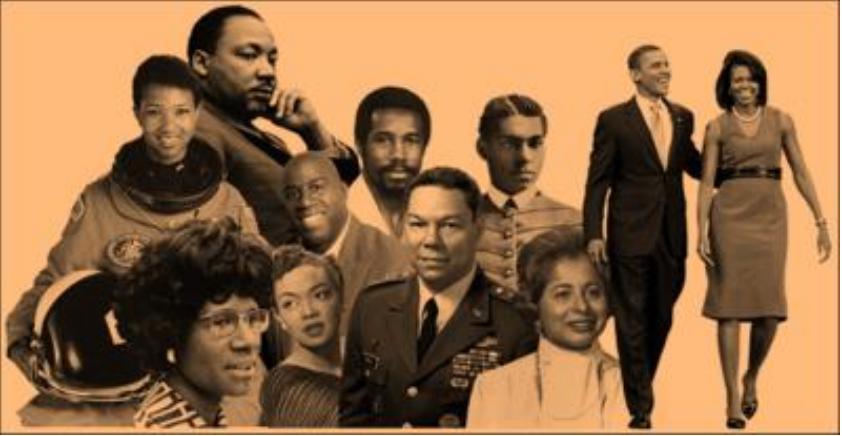 Black History Month Studies Image