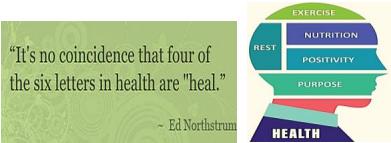 Health studies bookmark image