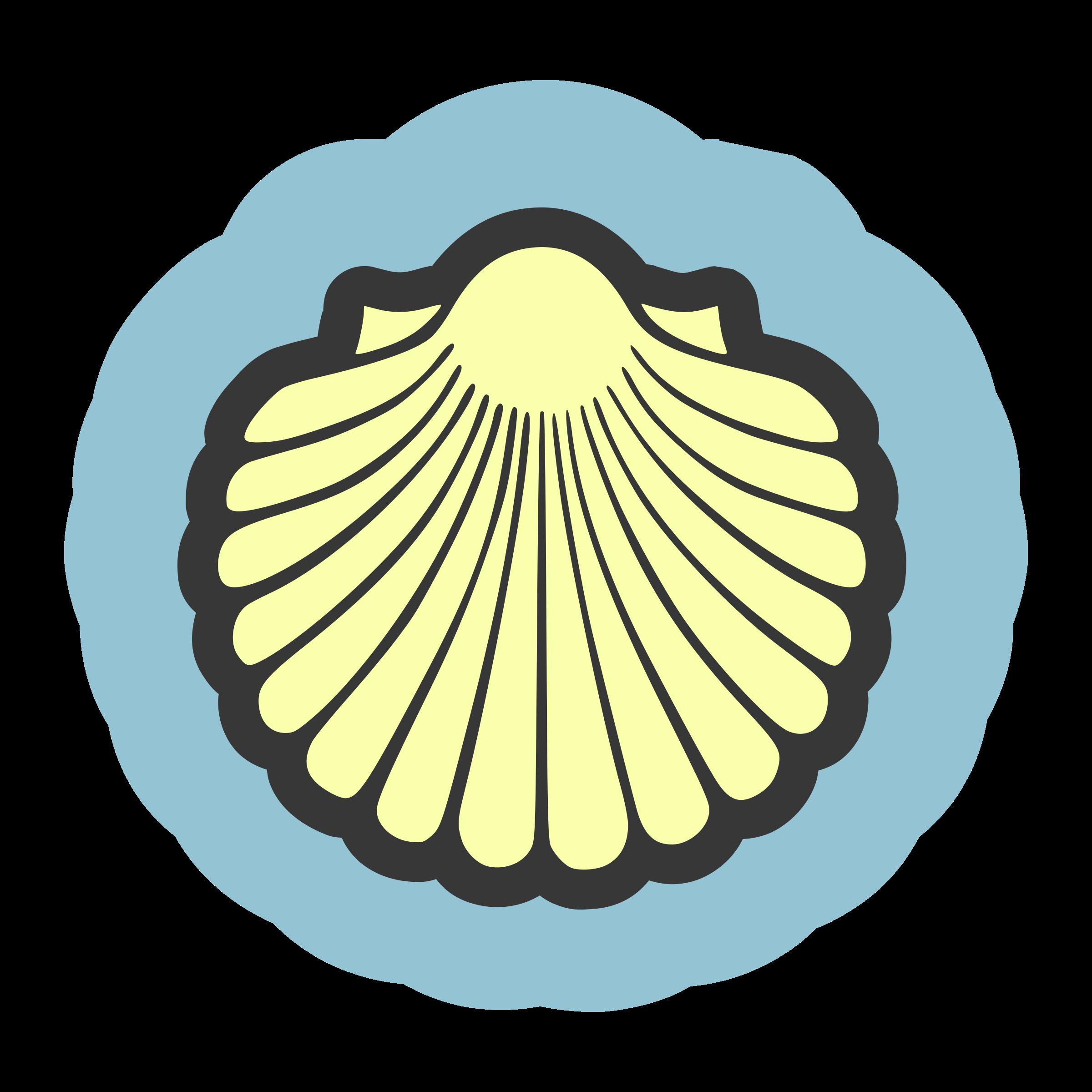 Sea Shell Vector Clip Art