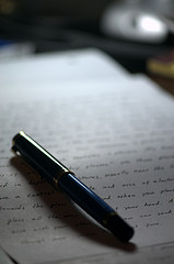 image of pen and paper 1