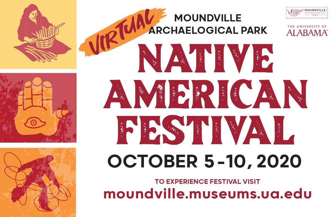 Logo for Moundville Native American Festival