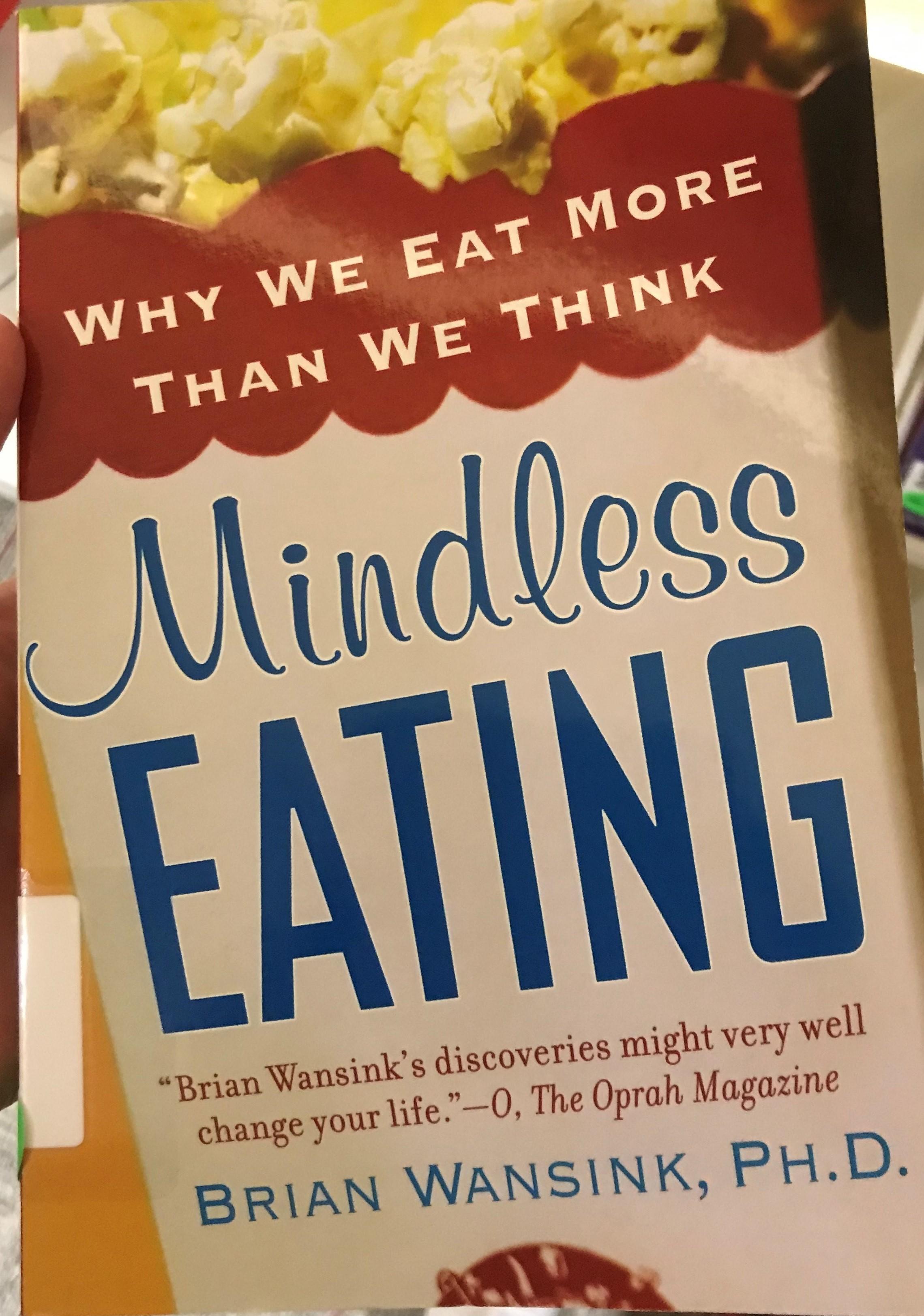 Mindless Eating