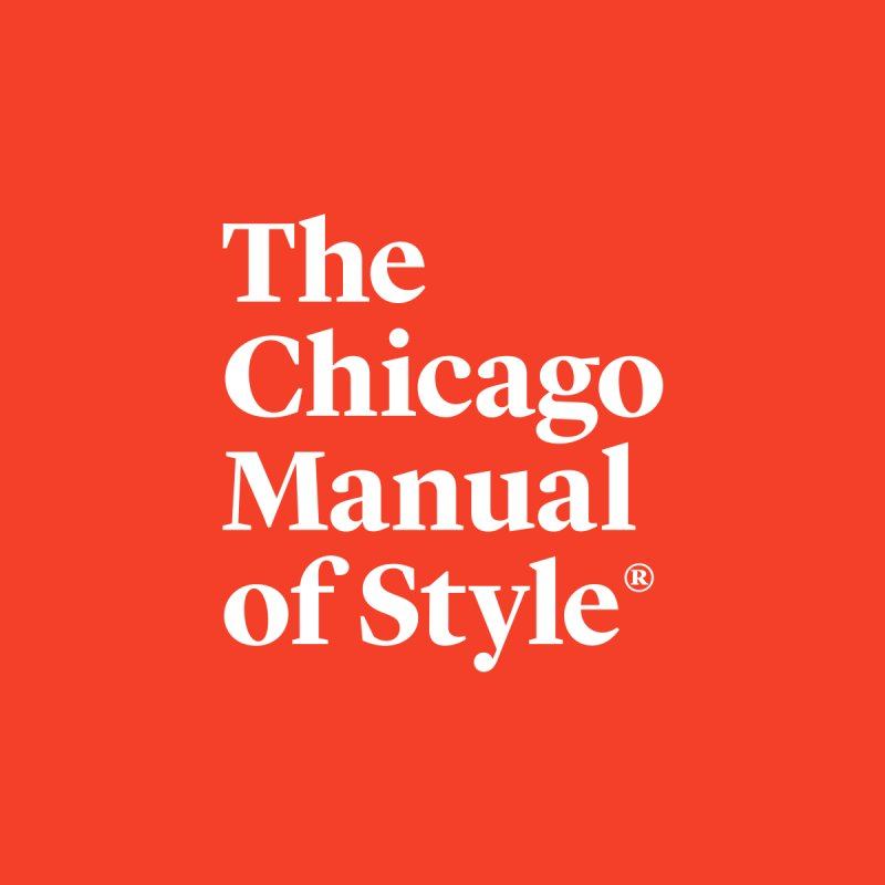 Chicago Manual of Style logo red