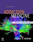 Book cover for Addiction Medicine: Science & Practice
