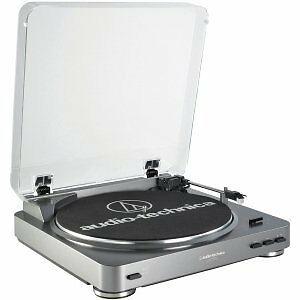 Audio Technica record player
