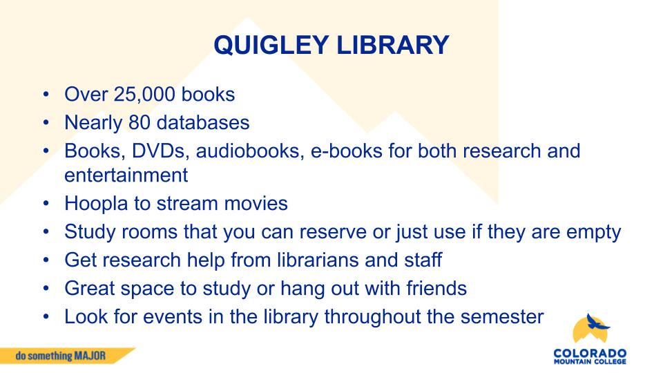 Quigley Overview