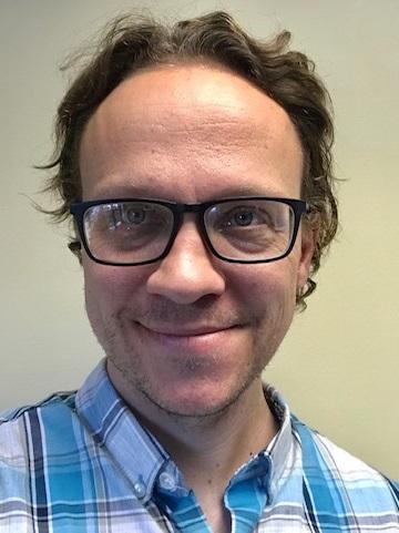 Craig Varley, librarian