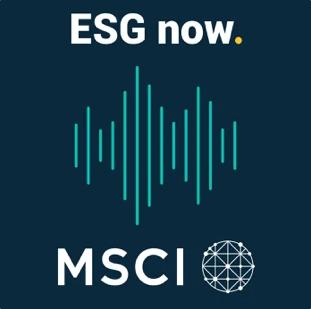 ESG Now podcast logo