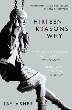Book cover for Thirteen Reasons Why by Jay Asher