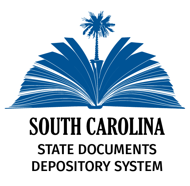Logo for the South carolina State Documents Depository System