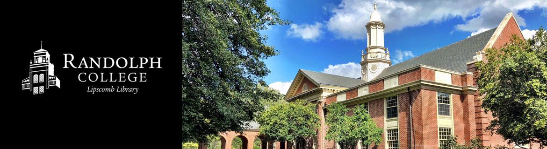 Randolph College Lipscomb Library