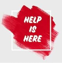 Help is Here graphic