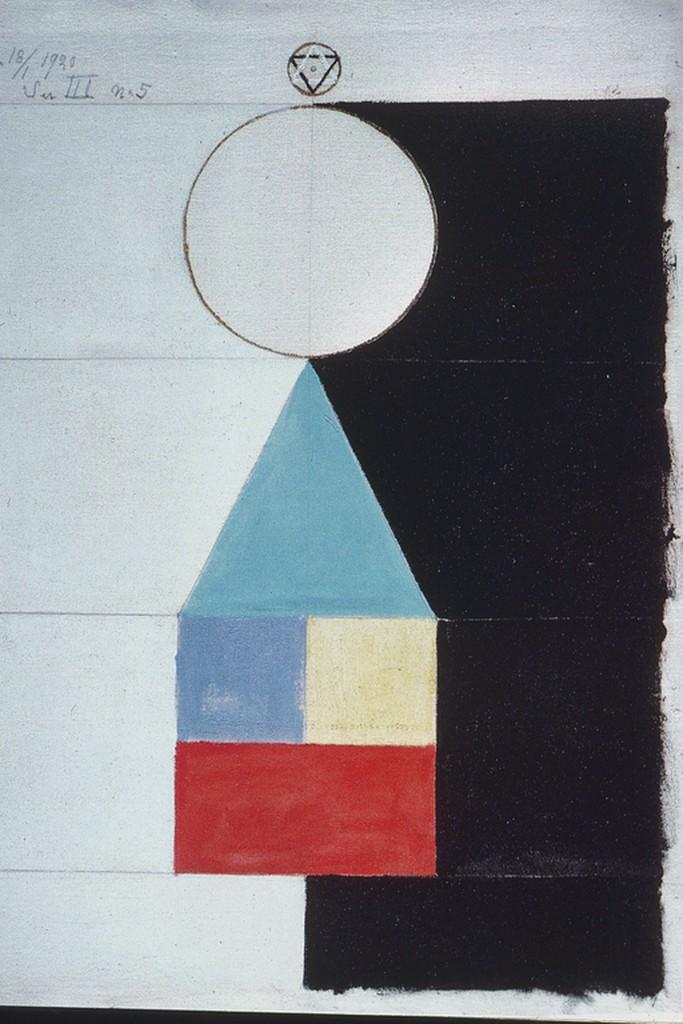 Hilma af Klint, Portfolio, No. 5