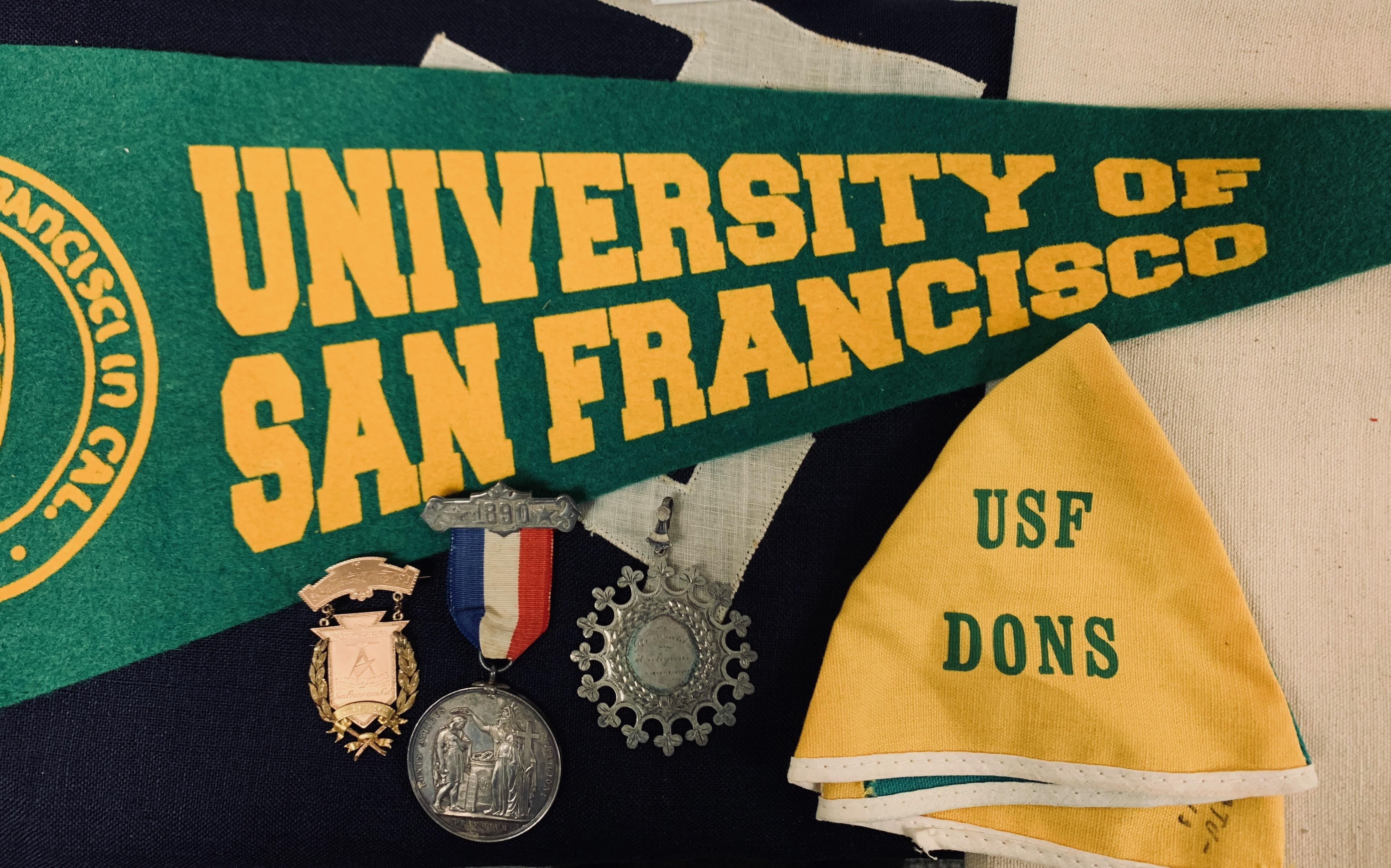 USF Memorabilia