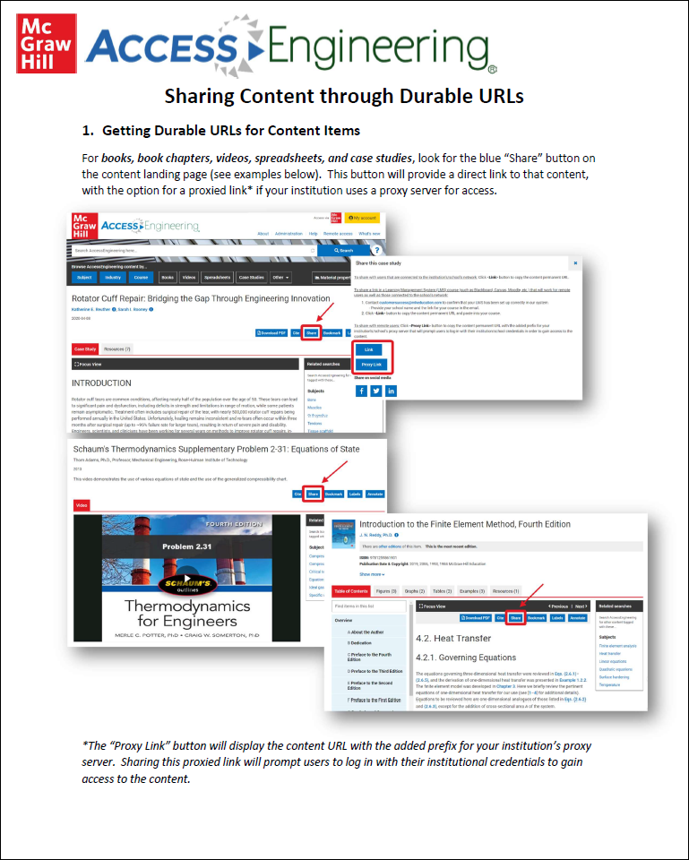 Thumbnail image of guide to sharing content